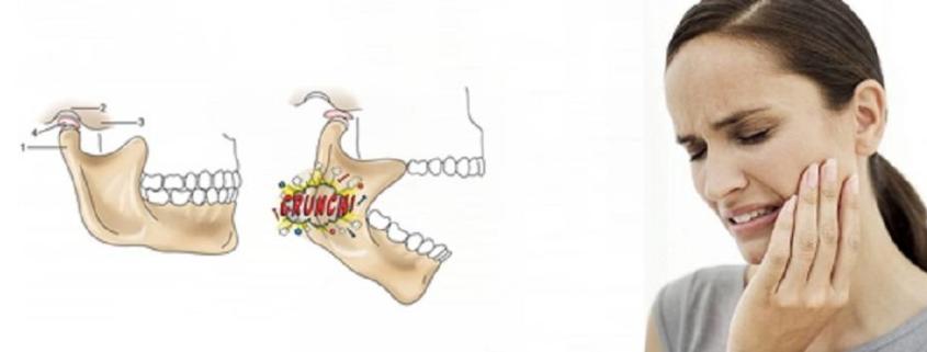 Проблемы с челюстью при открывании рта